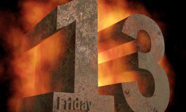 ¿Es el Viernes 13 un día de mal augurio?