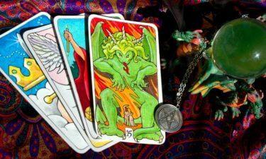 Tarot Origen hindú