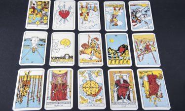 Tirada de tres cartas de tarot