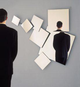 tirada espejo