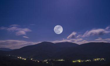 Lo que nos depara la primera Luna Llena de 2020