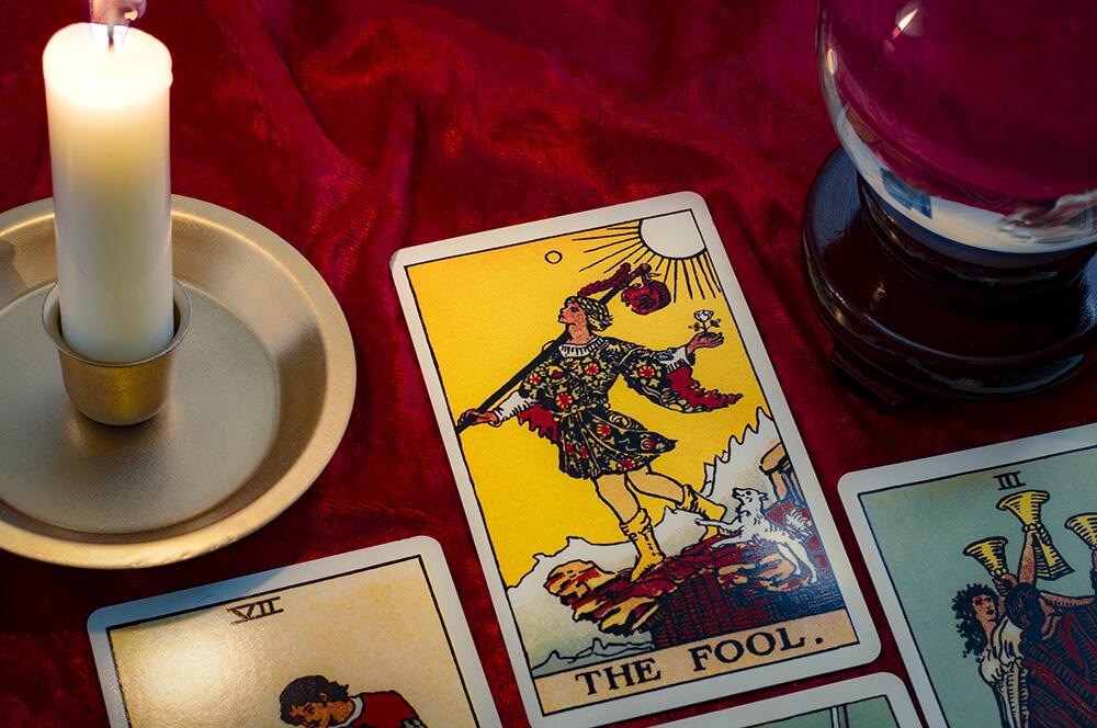 El Loco en Tarot, significado y simbología