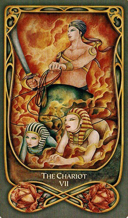 El Tarot y los Arcanos Mayores