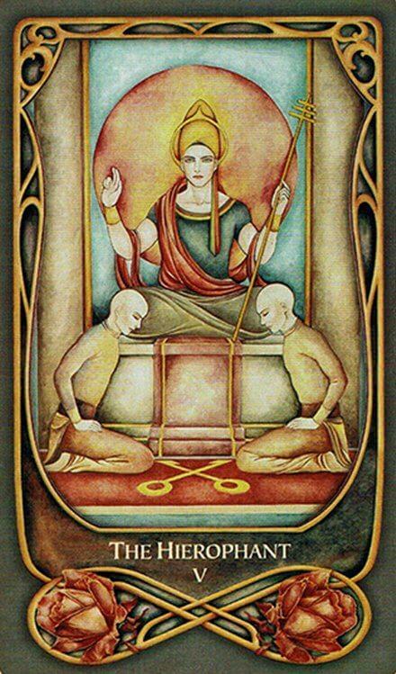 Los Arcanos Mayores y el Tarot