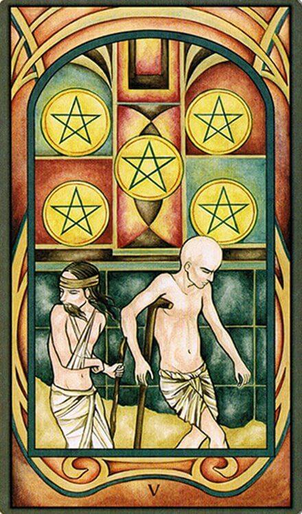 Los Arcanos Menores del Tarot al completo