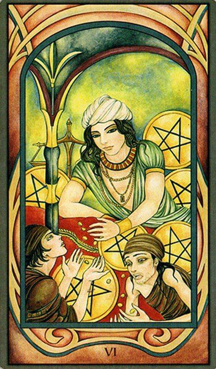 Los Arcanos Menores del Tarot