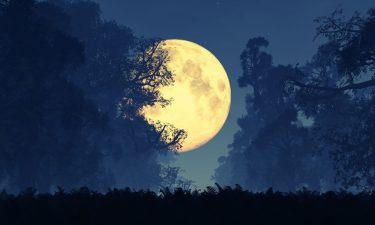 El ciclo de las fases de la Luna