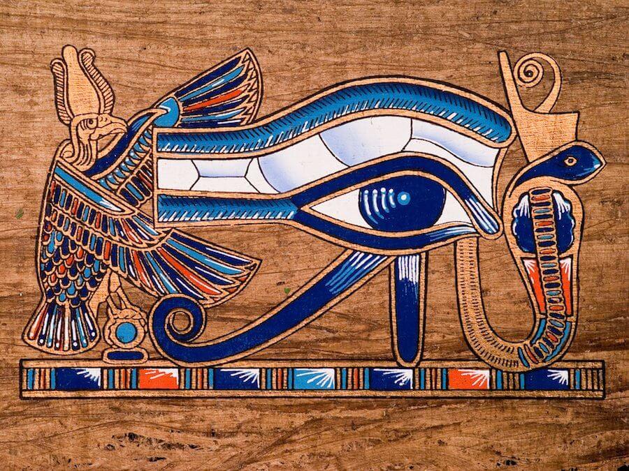 ojo de horus ocultismo