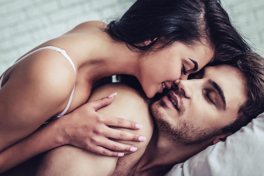 en el sexo