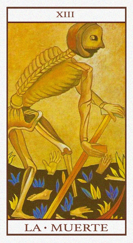 Arcanos Mayores - La Muerte