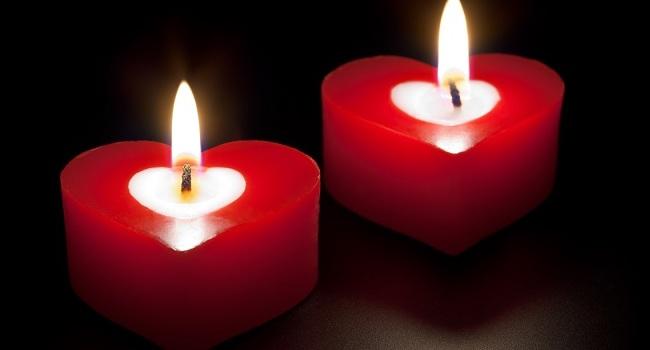 rituales san valentín velas