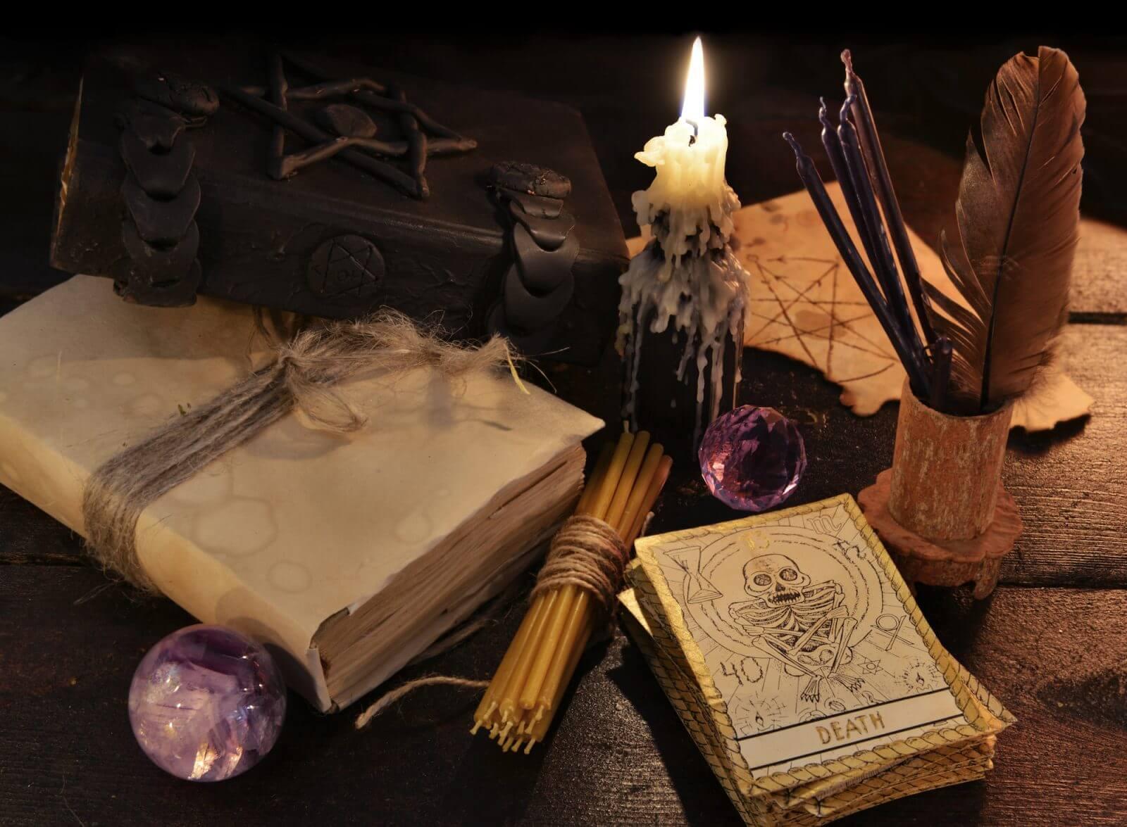 La Magia en el Tarot