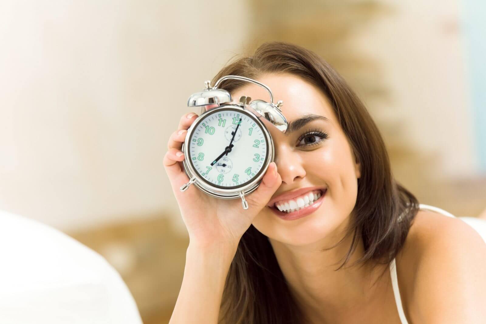 tres tipos de ciclos circadianos