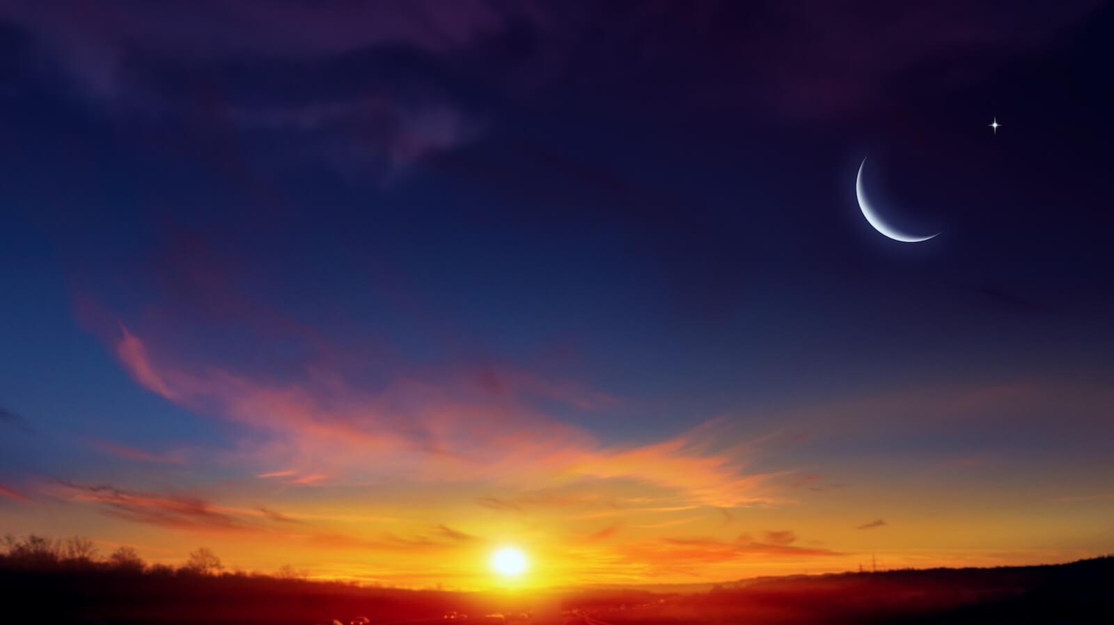 luna nueva en géminis