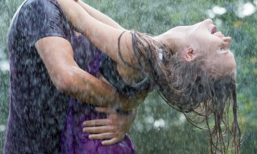 La lluvia siempre nos trae bendiciones