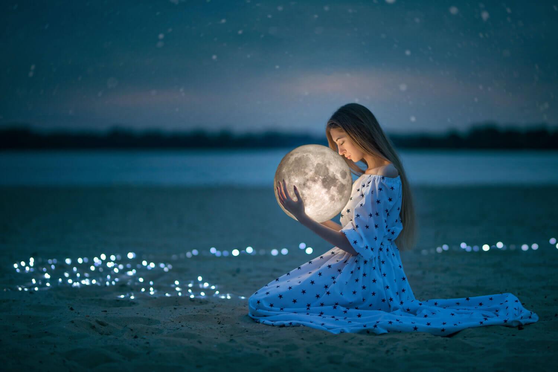 Luna Llena en Geminis