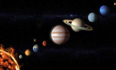 Facetas de la personalidad que representa cada planeta