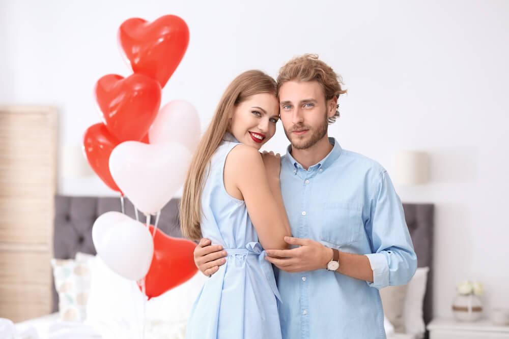 Tips de San Valentin parejas