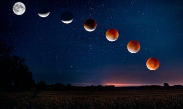 Tips para la fase menguante de la Luna
