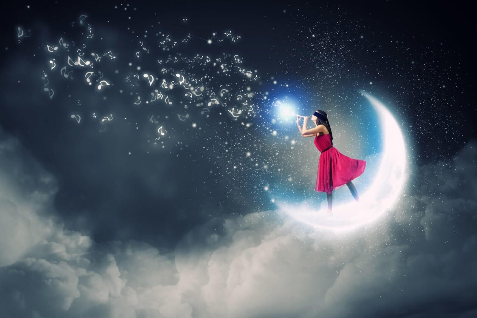 El poder de la Luna en el futuro