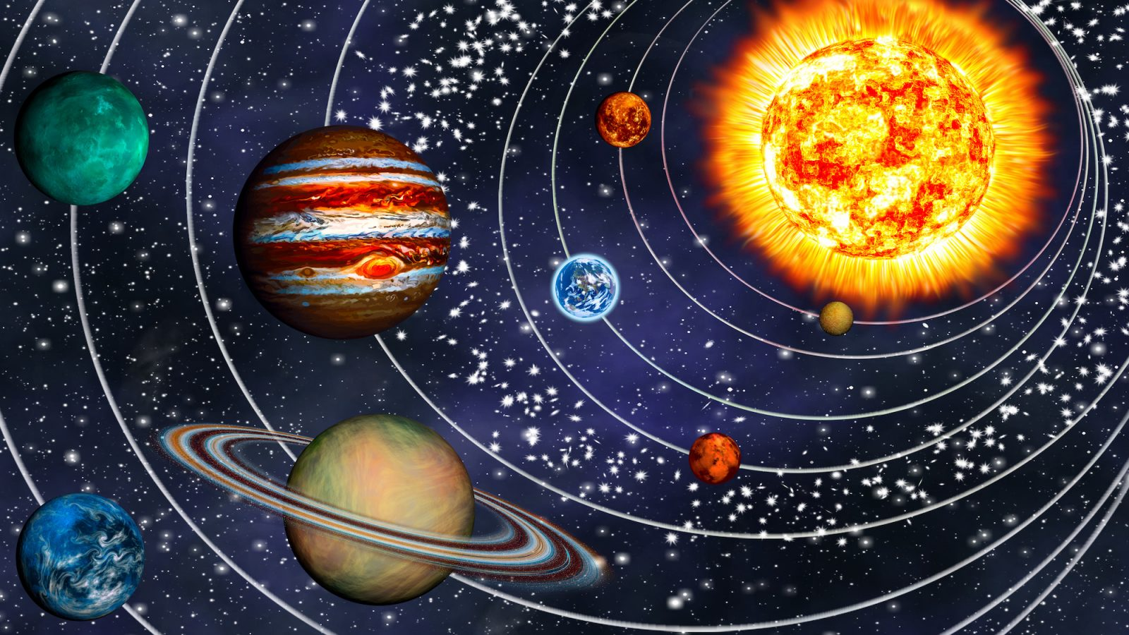 planetas en astrologia