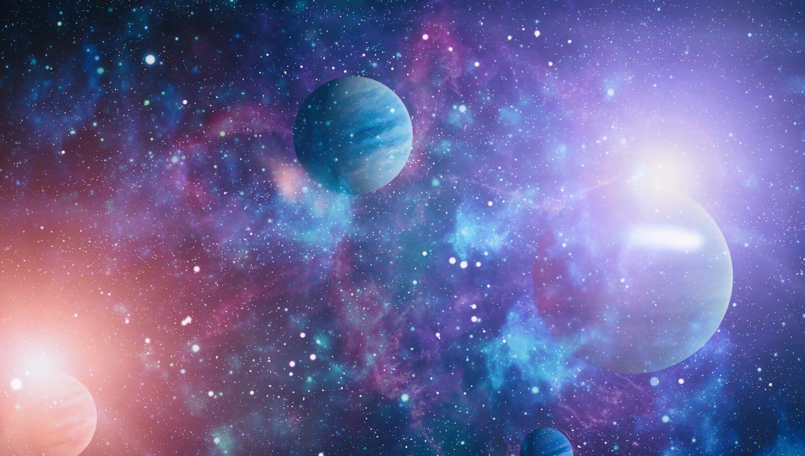 planetas interiores y exteriores