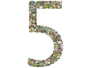Cada número tiene sus propias características