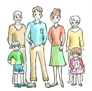 Los problemas en las familias y su superación
