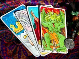 El Tarot y su origen