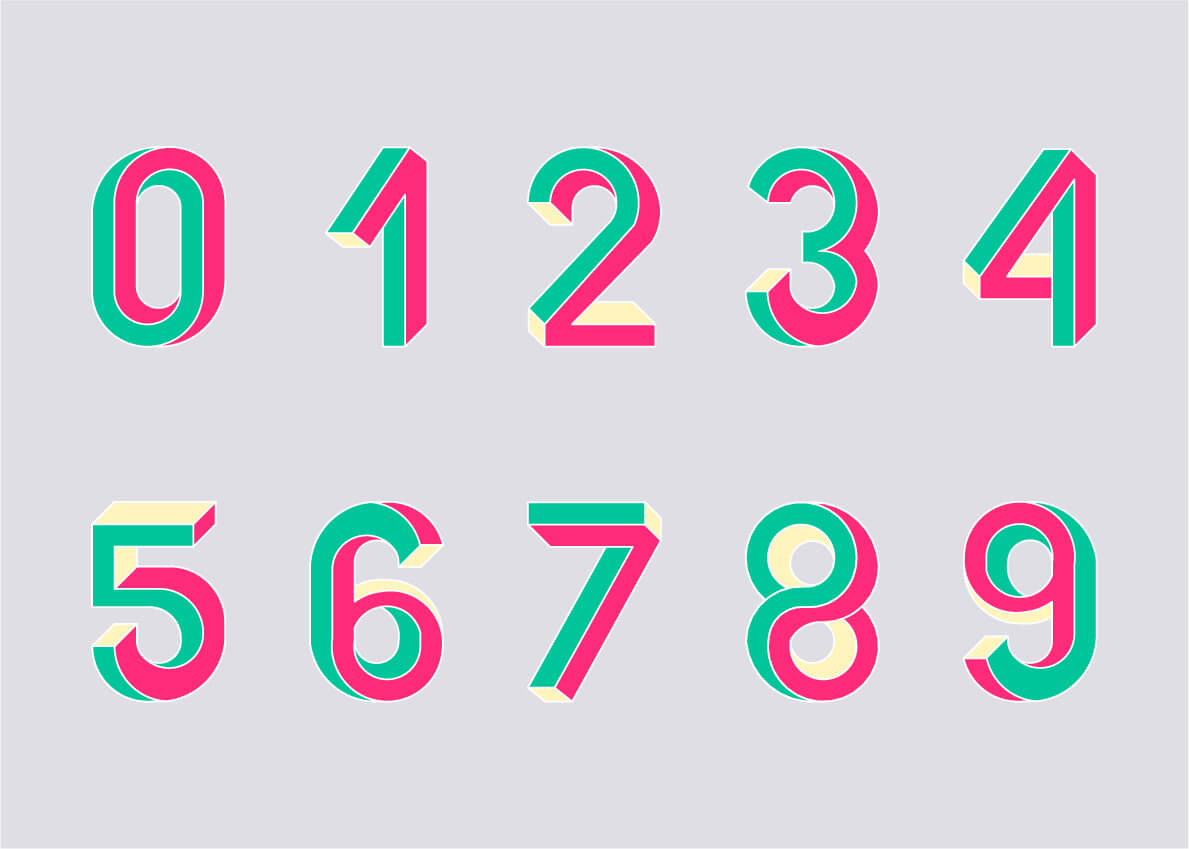 El número que corresponde en función de la personalidad