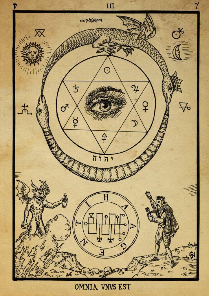 Alquimia y Hermes Trimegisto