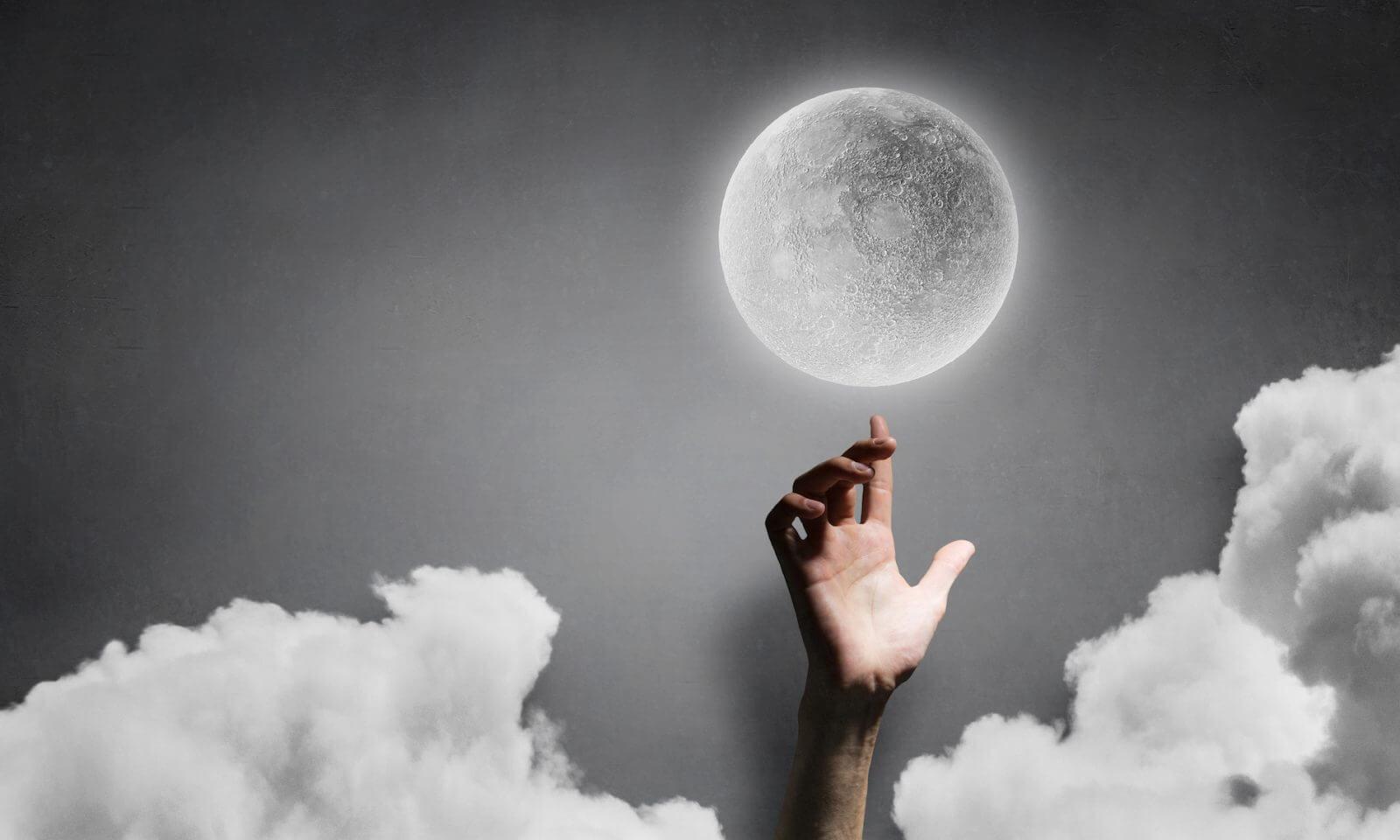 predicciones Luna Llena en Géminis