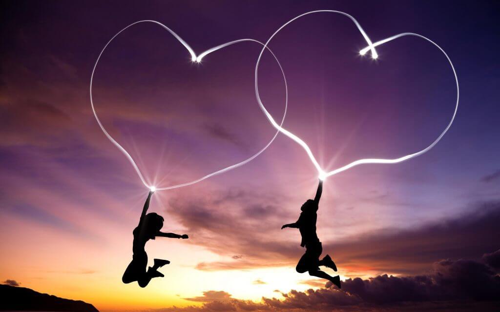 expresar en el amor