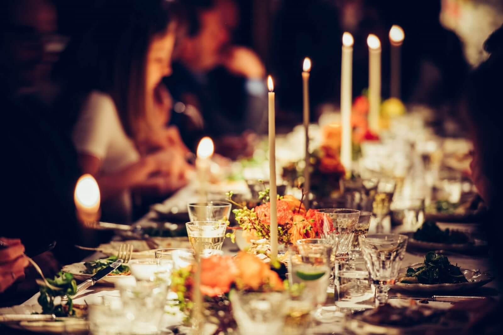 Controlar los excesos de comida en Nochebuena