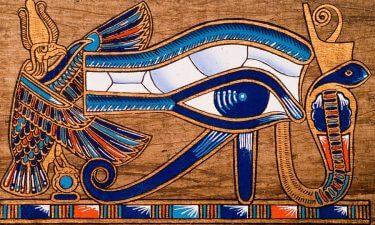 Símbolo de poder como amuleto de protección