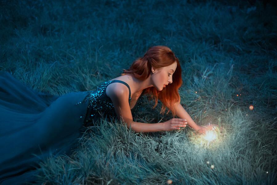 La Luna LLena y los sueños