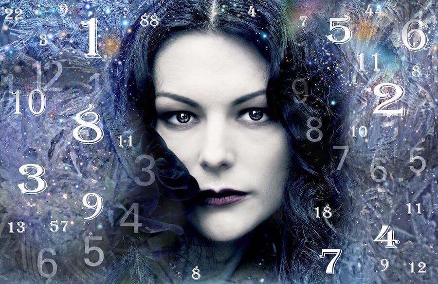 misterio de los números repetidos