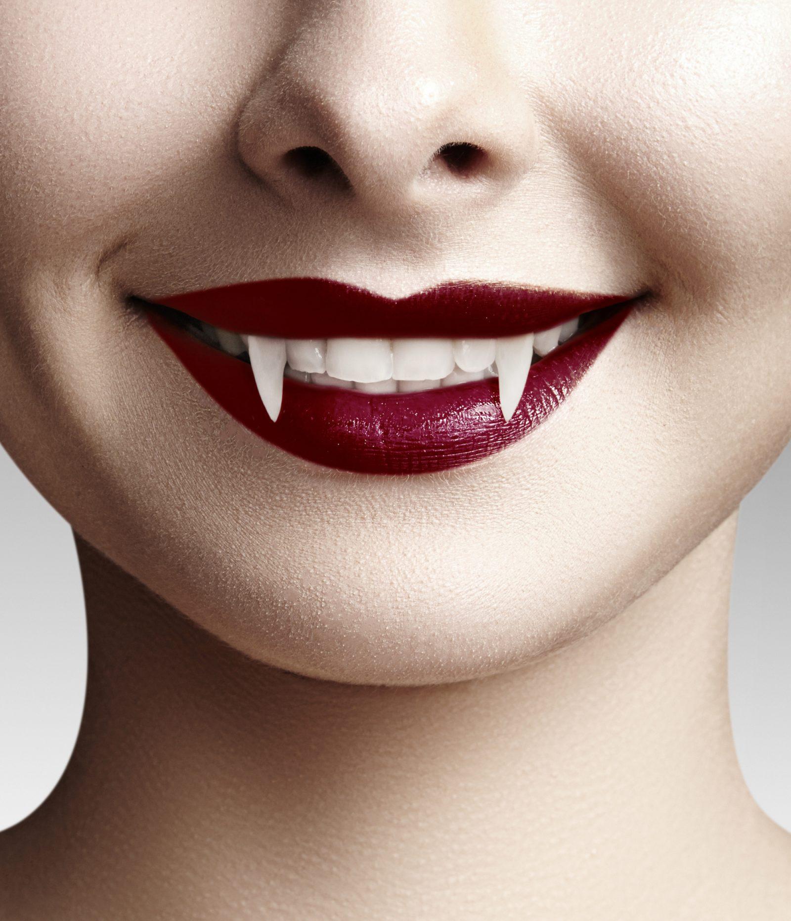 características de los vampiros