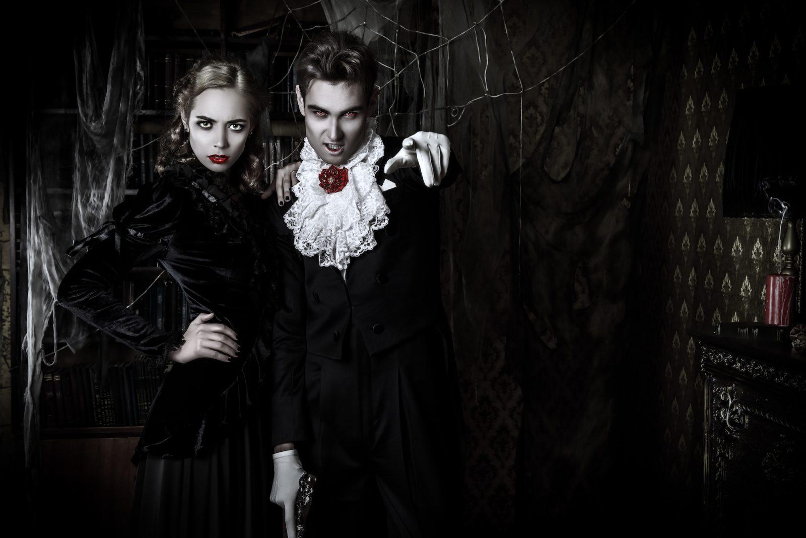 vampiros de ficción