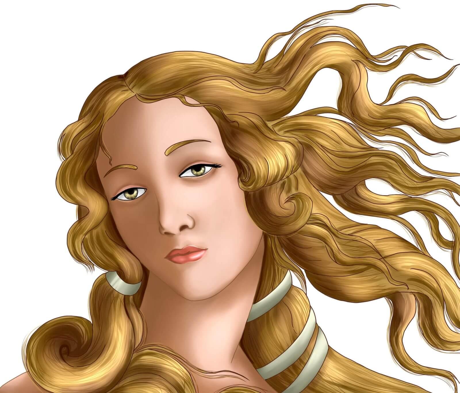 diosas mitologia griega