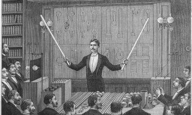 Nikola Tesla, el hombre que iluminó al mundo