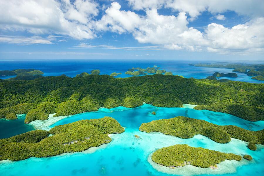 lugares mágicos y paradísiacos