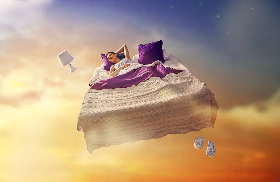sueños repetidos como descarga de traumas