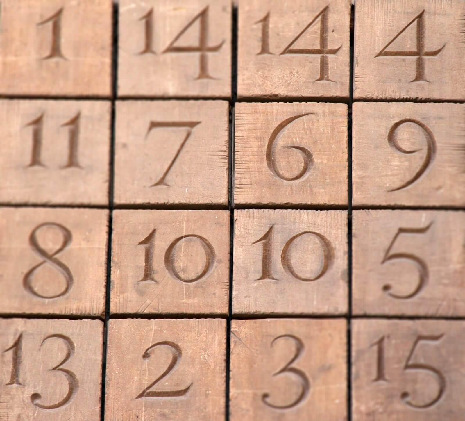 el número 13 en numerología