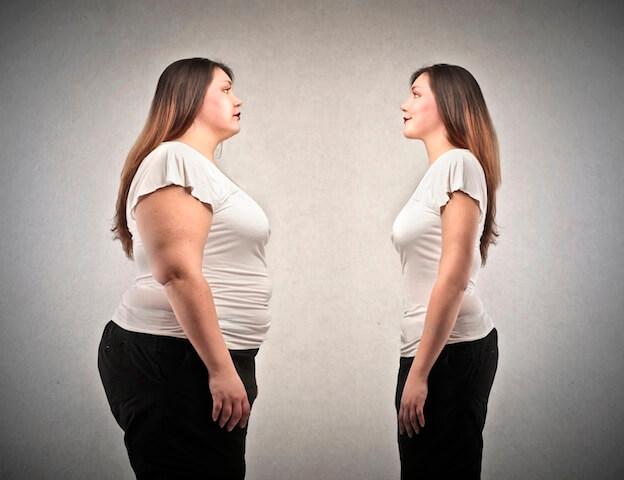 dieta para el sobrepeso