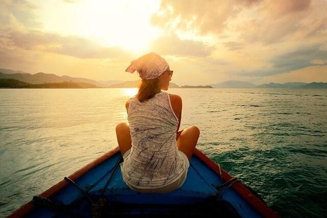 motivos para viajar solos