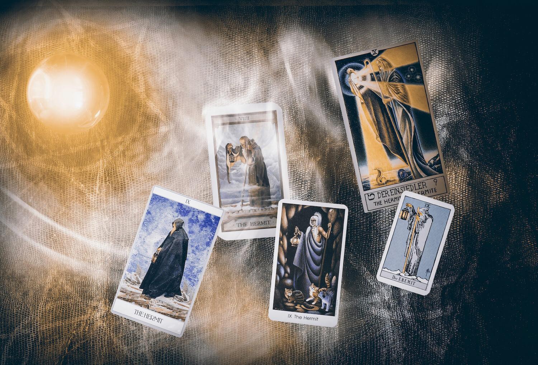 la magia del tarot para las dudas