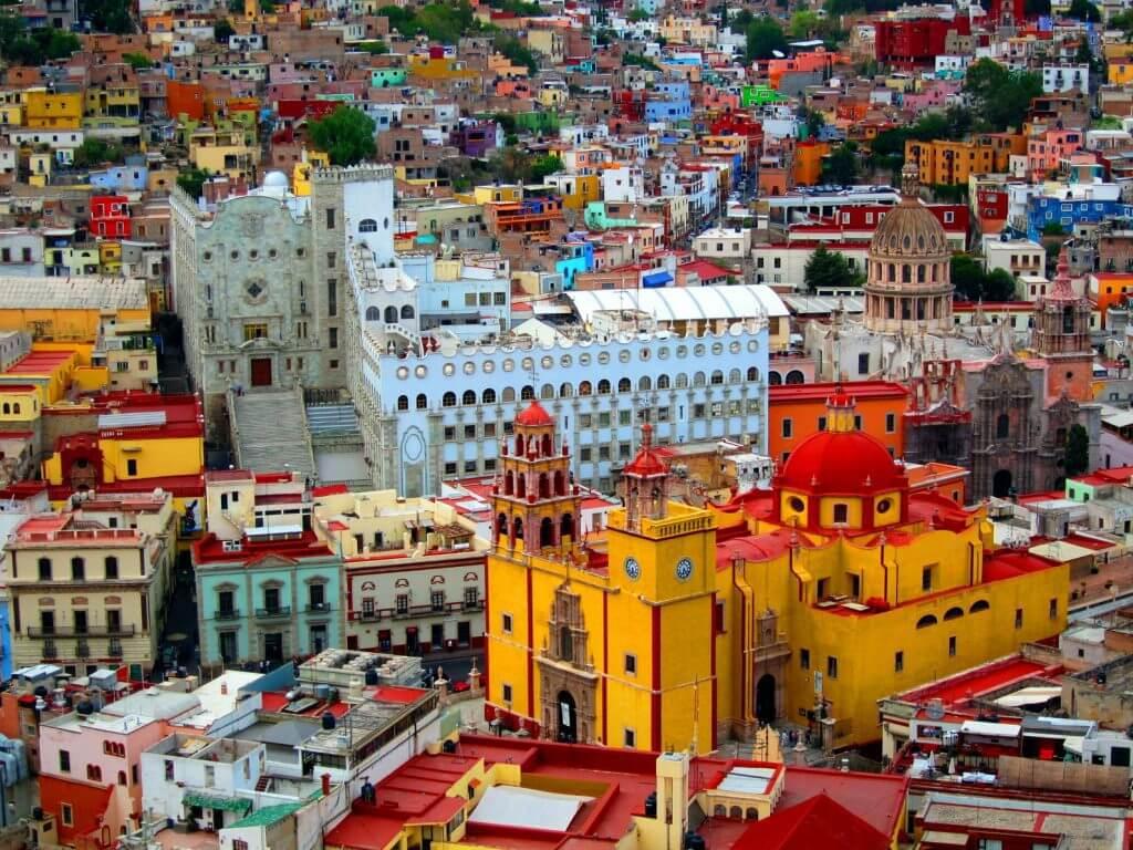 destinos turísticos para sagitario: ciudad de méxico