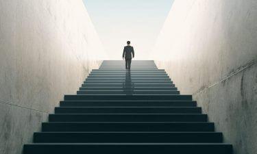 La escalera de Jacob y la Tierra Prometida