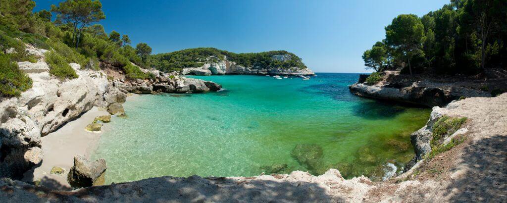 destinos turísticos para sagitario menorca